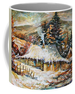 Winter Magic Coffee Mug