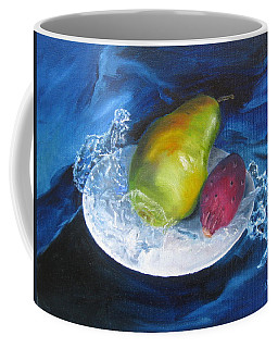 Winter Pears Coffee Mug