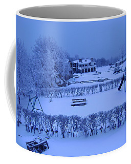 Winter Playground Coffee Mug