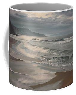 Winter Sea  Coffee Mug