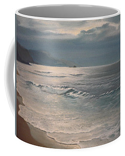 Winter Sea II Coffee Mug