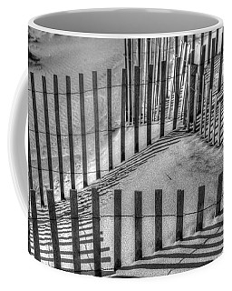 Winter Snowfence 2 Coffee Mug