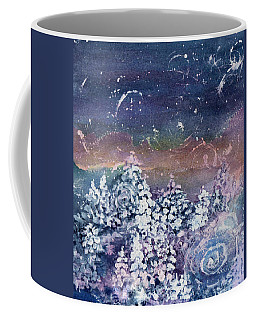 Winter Solstice  Coffee Mug by Kathy Bassett