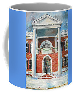 Winter Spirit In Dahlonega Coffee Mug