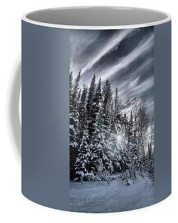 Winter Star Coffee Mug