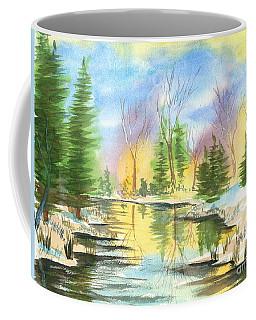 Winter Stillness Coffee Mug
