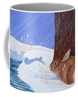 Winter Storm Approaching Coffee Mug