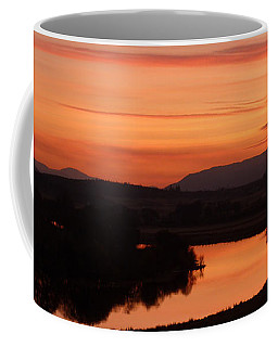 Winter Sunset - Strathspey Coffee Mug
