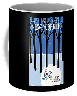 Winter Tails Coffee Mug