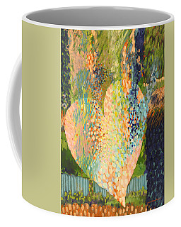 Winter To Spring Coffee Mug by Lynda Hoffman-Snodgrass