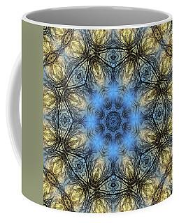 Winter Tree Mandala Coffee Mug