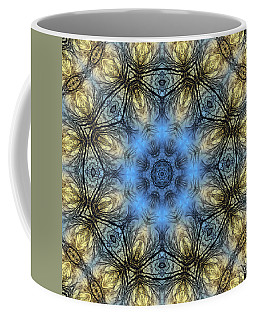 Winter Tree Mandala Coffee Mug