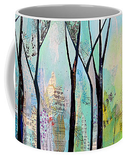 Winter Wanderings II Coffee Mug