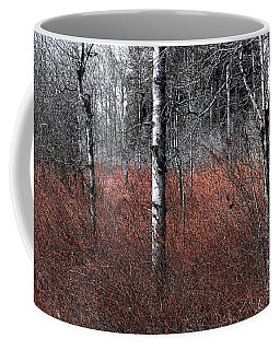 Winter Wetland I Coffee Mug