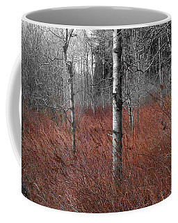 Winter Wetland Coffee Mug