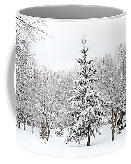 Winter White-out Coffee Mug