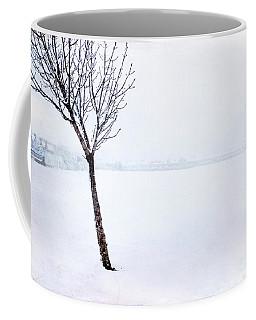 Winter Whiteout Coffee Mug