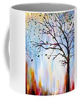 Winter Windstorm Coffee Mug