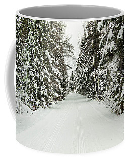 Winter Wonder Land Coffee Mug by Patrick Shupert