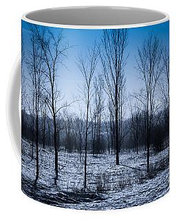 Coffee Mug featuring the photograph Winter Wonderland by Bianca Nadeau