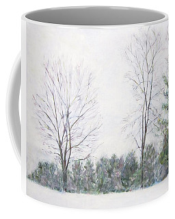 Winter Wonderland Usa Coffee Mug