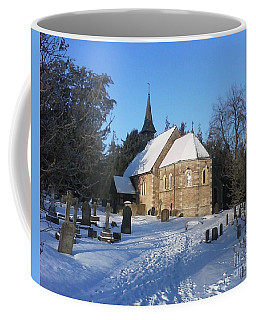 Winter Worship Coffee Mug