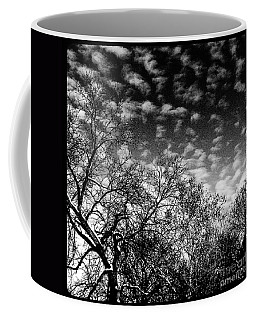 Winterfold - Monochrome Coffee Mug