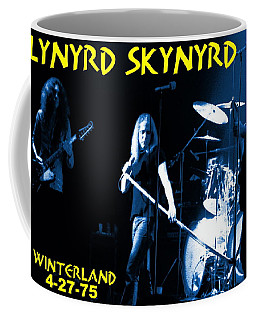 Winterland 4-27-75 Coffee Mug