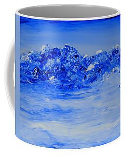 Winters Frosty Hues Coffee Mug