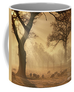 Winter's Gold Coffee Mug