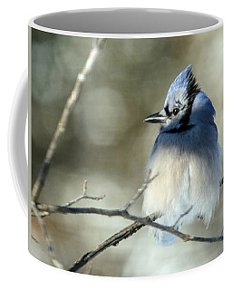 Winter's Jay Coffee Mug