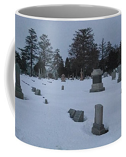 Winters Rest Coffee Mug