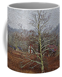 Winter's Sentinel V2 Coffee Mug