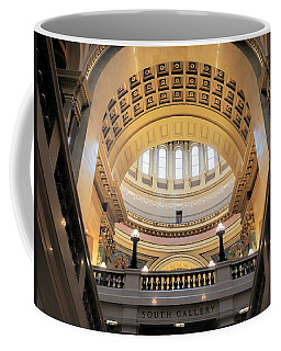 Wisconsin Architecture Coffee Mug