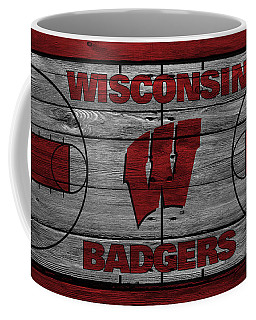 Wisconsin Badger Coffee Mug