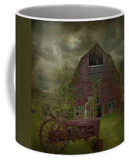 Wisconsin Barn 3 Coffee Mug