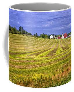 Wisconsin Dawn Coffee Mug by Joan Carroll