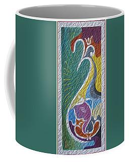 Wisdom And Peace I Coffee Mug