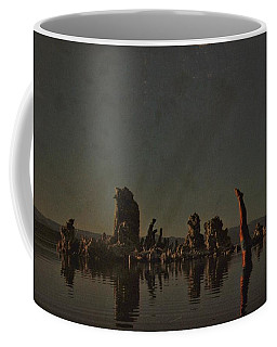 Wish You Were Here Coffee Mug