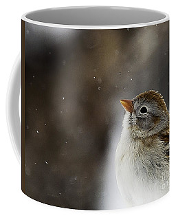Wishing Upon A Snowflake  Coffee Mug
