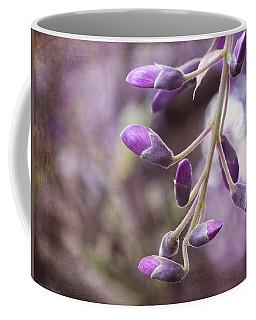 Wisteria Beginnings Coffee Mug