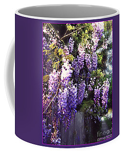 Wisteria Dreaming Coffee Mug