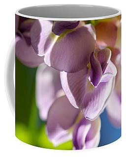 Wisteria Coffee Mug by Tracy Male
