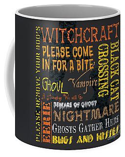 Witchcraft Coffee Mugs Fine Art America