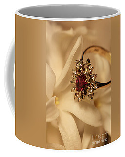 Coffee Mug featuring the photograph With Love by Joy Watson