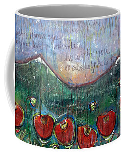 With Or Without You Coffee Mug