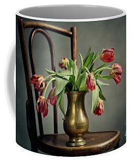 Withered Tulips Coffee Mug