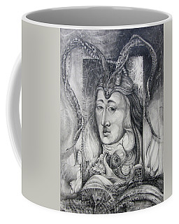 Wizard Of Bogomil's Island - The Fomorii Conjurer Coffee Mug