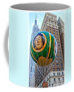 Wizard Of Oz In New York  Coffee Mug by Lilliana Mendez