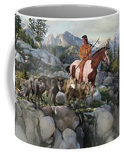 Wolf Maiden Coffee Mug